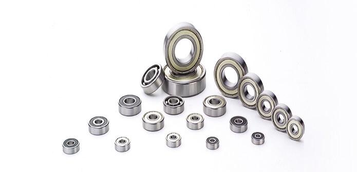 Inch R series ball bearings