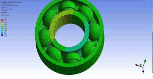 ball bearing design