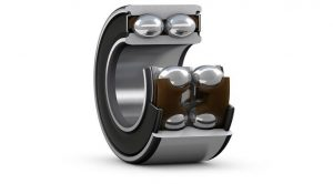 double row deep groove bearings