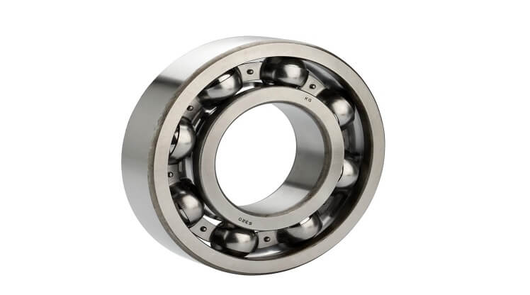 extended width ball bearings series