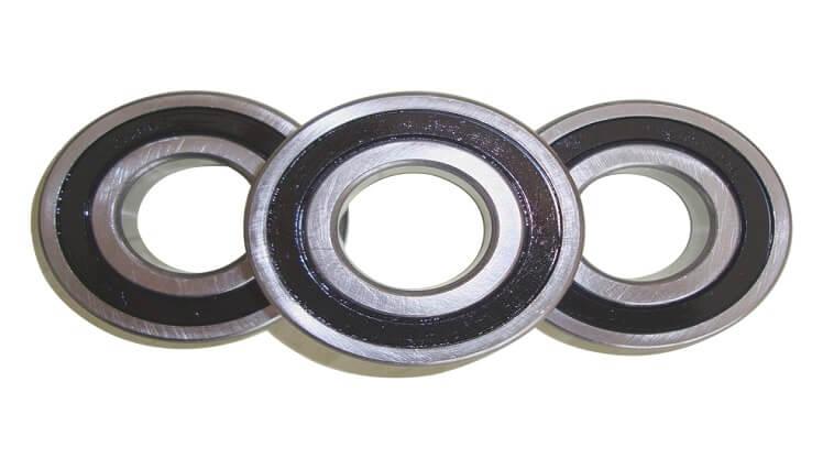inch RLS/RMS ball bearings