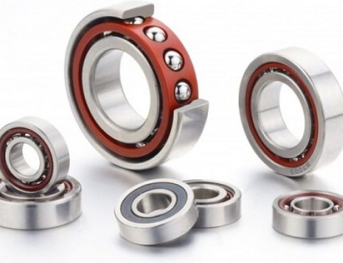 Miniature Angular Contact Ball Bearings