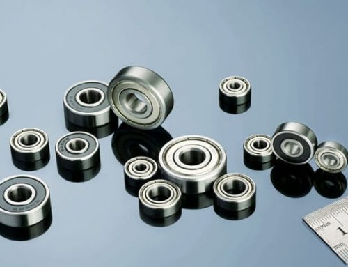 Miniature Metric Bearings