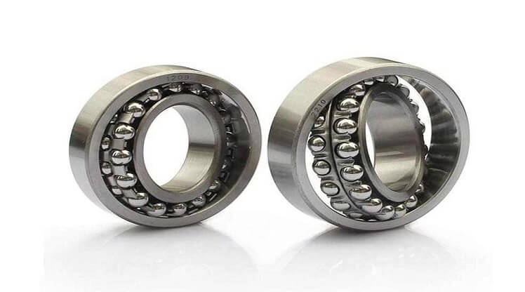 Self-Aligning Double Row Ball Bearings 1200/1300/2200/2300 Series
