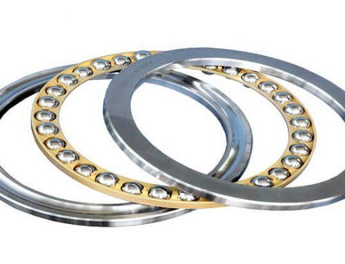 Single Direction Thrust Bearings 51100/51200/51300/51400 Series