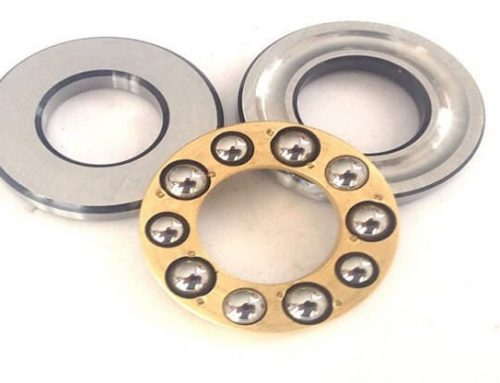 Miniature Thrust Ball Bearings F/FM Series