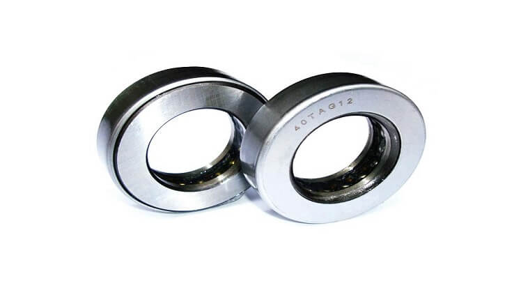 Thrust Ball Bearings with Hull Clutches