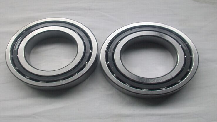 High Speed Angular Contact Bearings