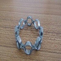 ribbon type steel cage
