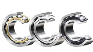 Single Row Angular Contact Bearings