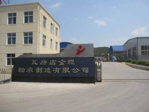 chinese bearing factory