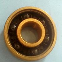 chrome steel Titanium coating rings