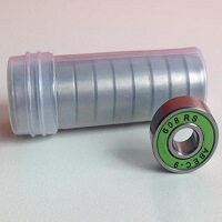 plastic tube packing
