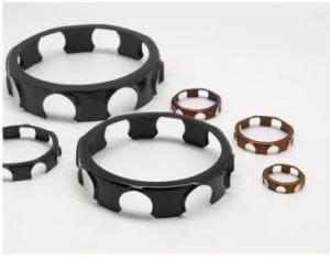 steel crwon bearing cage