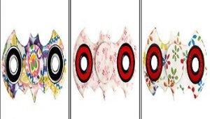 batman meisai hand spinner styles