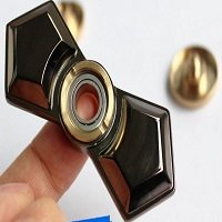 brass plating hand spinner