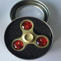 diamond hand spinner