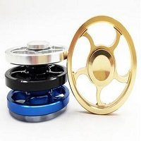different colors hot wheel hand spinner