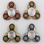 four colors CKF fidget spinner