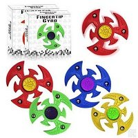 special tri hand spinner with steel balls