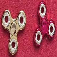 special tri hand spinner