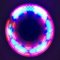 spinning effect for batman led lights hand spinner