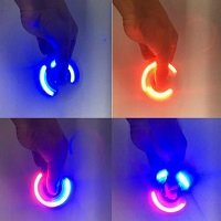 package for led lights hand spinner