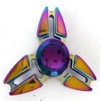 tri rainbow hand spinner 2